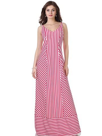 Платье raina, цвет бело-розовый