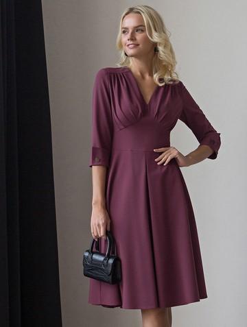 Платье toy, цвет лиловый