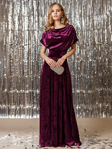 Платье irosy, цвет сливовый