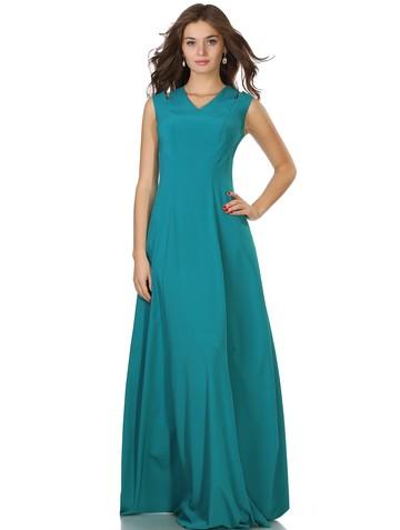 Платье luisana, цвет бирюзовый