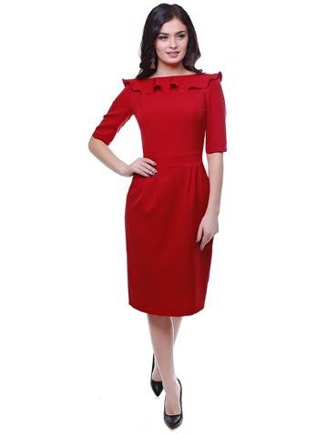 Платье naima, цвет красный