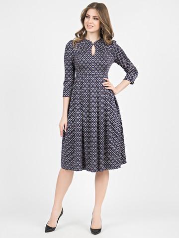 Платье linnea, цвет черно-серый