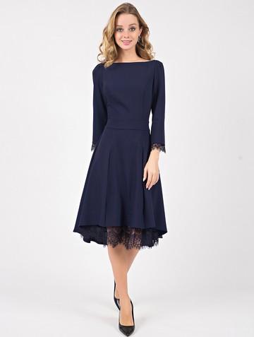 Платье neofita, цвет темно-синий