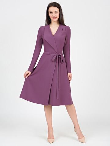 Платье priscilla, цвет сиреневый