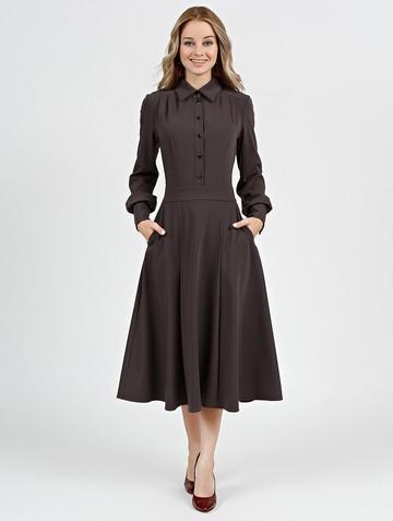 Платье alsu, цвет капучино
