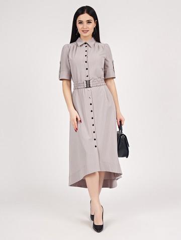 Платье gillean, цвет серый