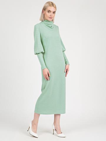 Платье lila, цвет мятный