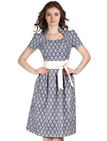 Платье taimy, цвет черно-молочный