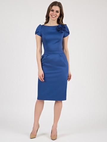 Платье ioganna, цвет синий