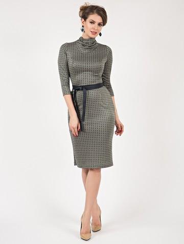 Платье sofy, цвет фисташковый