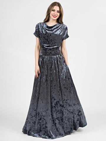 Платье irosy, цвет серый