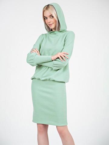 Платье midjy, цвет мятный