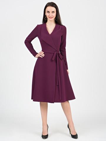 Платье priscilla, цвет сливовый