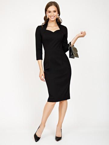 Платье lilipu, цвет черный
