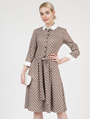 Платье kibbly, цвет капучино