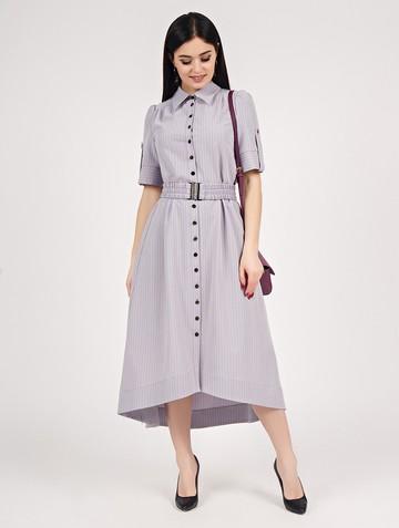 Платье gillean, цвет серо-голубой