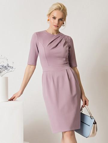 Платье hanky, цвет лилово-розовый
