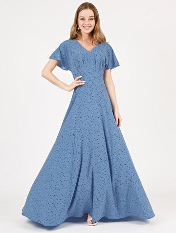Платье edelmira, цвет голубой
