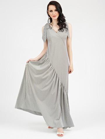 Платье drew, цвет оливковый