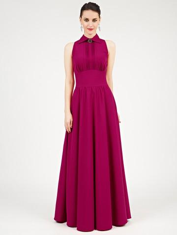 Платье dinia, цвет фуксия