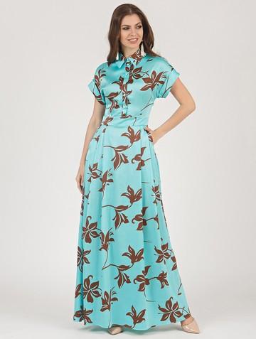 Платье rafaella, цвет светло-бирюзовый