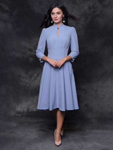 Платье melisa, цвет лазурный