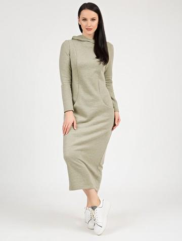 Платье best, цвет хаки