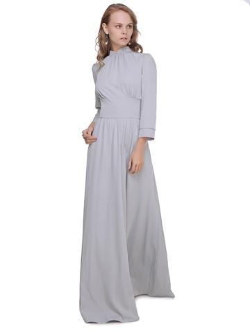 Платье ansy, цвет жемчужный