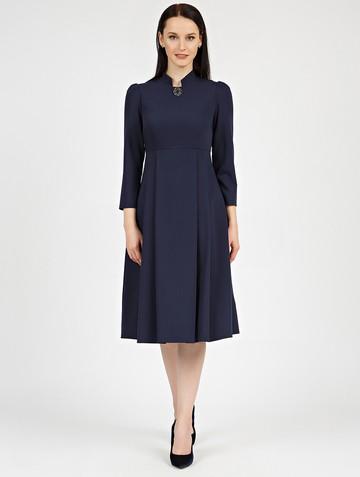 Платье raisa, цвет темно-синий