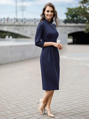 Платье fillida, цвет синий
