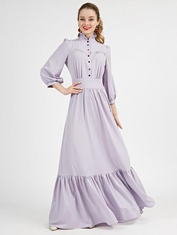 Платье deyla, цвет жемчужный
