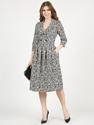 Платье varia, цвет серый