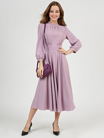 Платье nalva, цвет розовый жемчуг