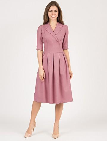 Платье darsia, цвет лиловый