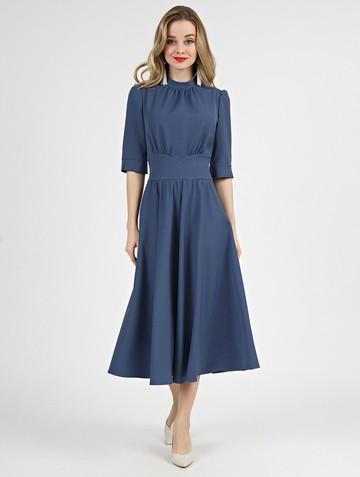 Платье sandrina, цвет индиго