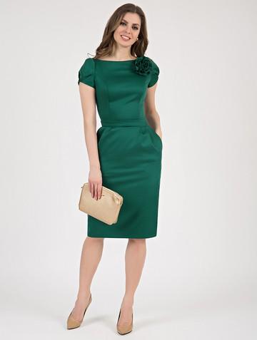 Платье ioganna, цвет зеленый