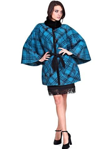 Пальто pallady, цвет бирюза