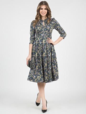 Платье linnea, цвет серый