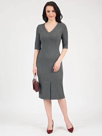 Платье mylove, цвет серый