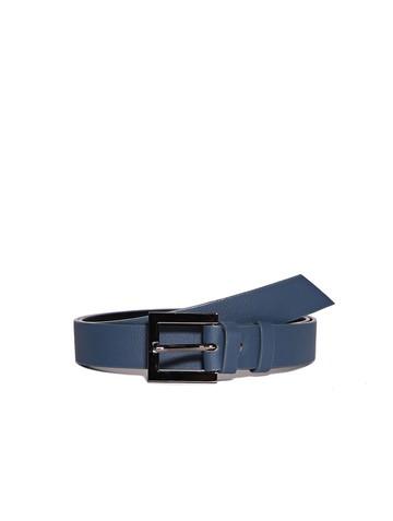 Ремень Rm-024, цвет синий матовый