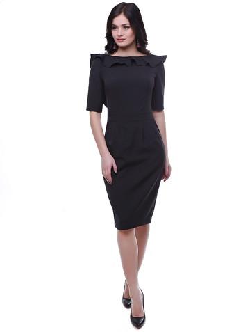 Платье naima, цвет черный