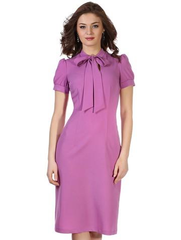 Платье djoy, цвет сиреневый