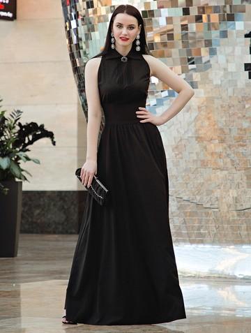 Платье dinia, цвет черный