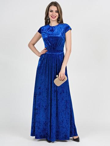 Платье kaima, цвет ультрамарин