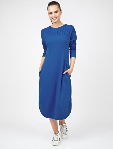 Платье arlena, цвет ультрамарин
