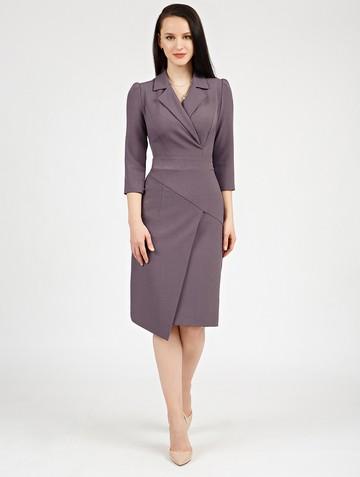 Платье normy, цвет лиловый