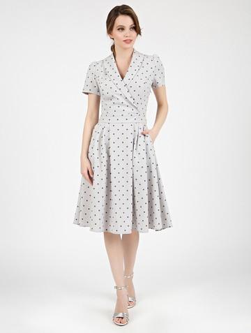 Платье rosko, цвет жемчужный