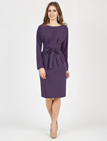 Платье rozaura, цвет лиловый