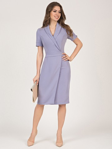 Платье magaly, цвет серый