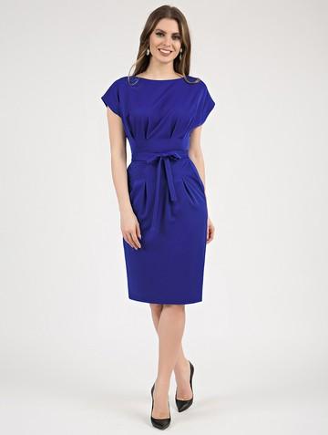 Платье elena, цвет ультрамарин